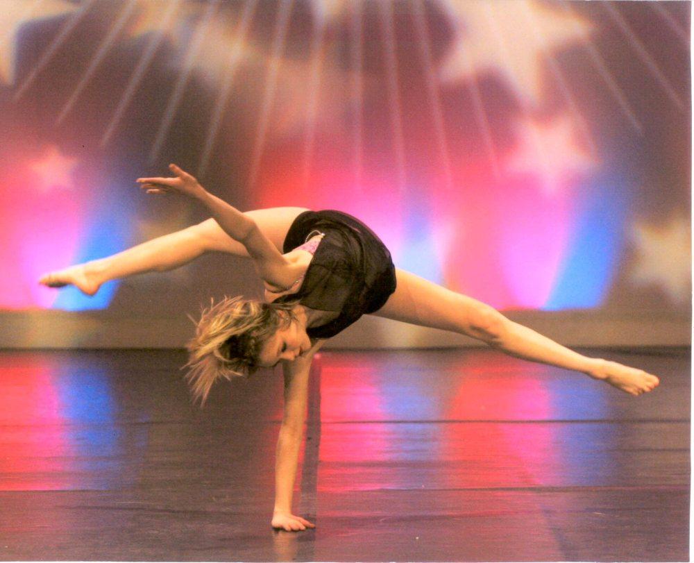 Stephanie Bergeron- Choreographer